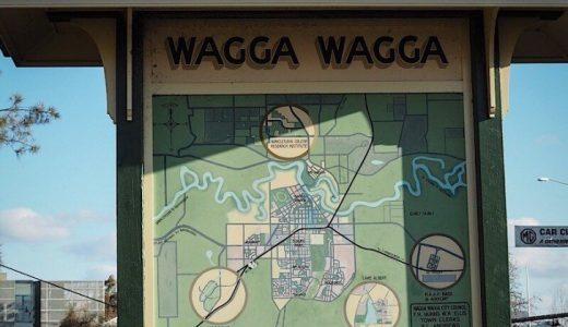 【オーストラリア】NSW州Wagga Waggaの基本情報