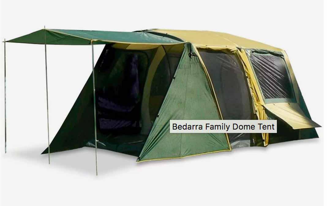 Outdoor Connection Bedarra Family Dome Tent
