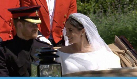 プリンスハリーとメーガンの結婚!人種差別をぶっ飛ばす世紀のカップル!