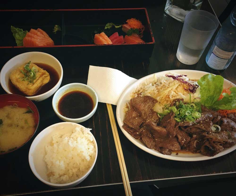 Sushi Suma:シドニーで老舗の日本食