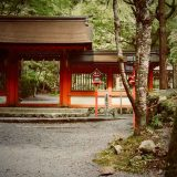 京都貴船神社の奥宮は素晴らしい