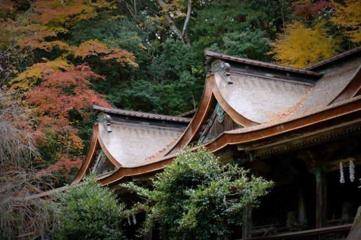 奈良県吉野山水分神社
