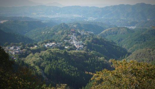 【日本の旅】奈良・吉野山で古の宗教観と出会う!私の特別な場所