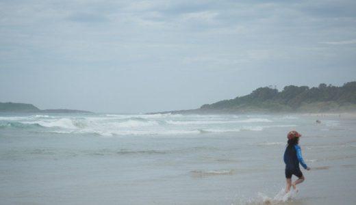 【オーストラリアの旅】Termeil とBawley Pointのビーチ