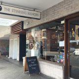 Stinking Bishop:厳選チーズとハムとワインのお店