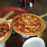 Frank's Pizza:一番美味しいと思うピザ屋さん