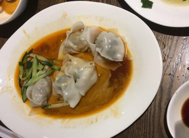 New Shanghai:美味しい点心と中華料理のお店