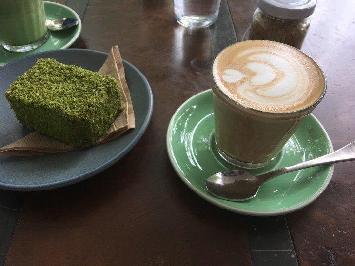 Cafe Kentaro:抹茶が恋しくなったら行く日本人経営のカフェ