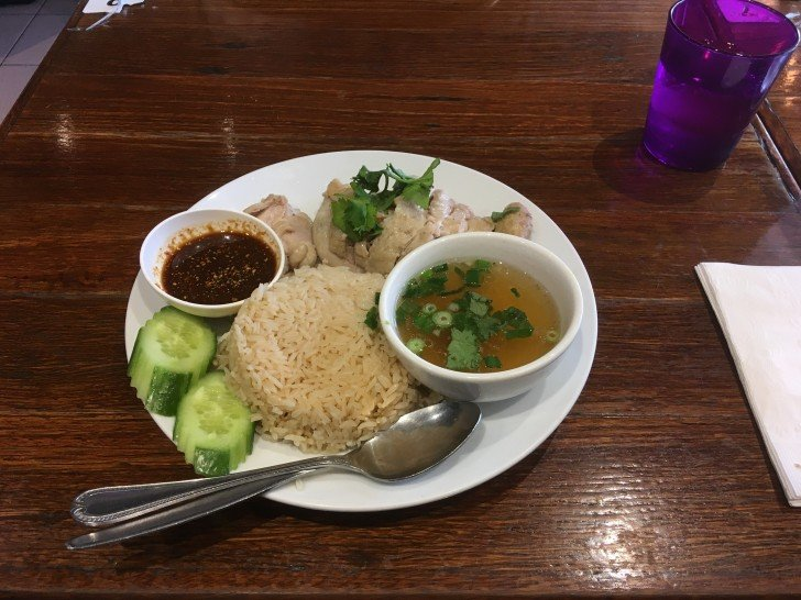It's Time for Thai : 美味しいカオマンガイのタイ料理店