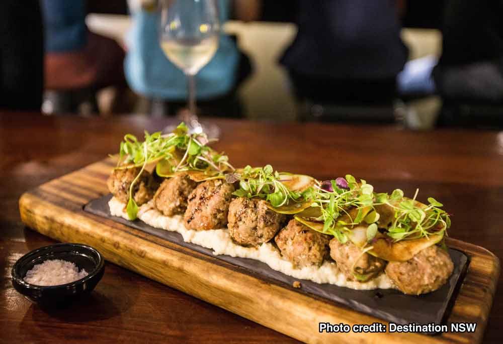 Leura Garage :基本イタリアンでオーストラリア料理