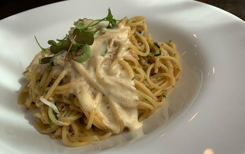 レストランMonteで美味しいイタリア料理