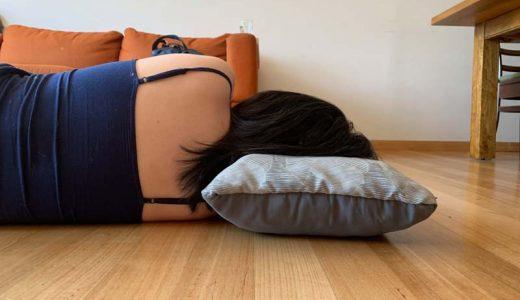 THERMAREST(サーマレスト)の携帯用圧縮枕 : 旅行やキャンプにオススメ
