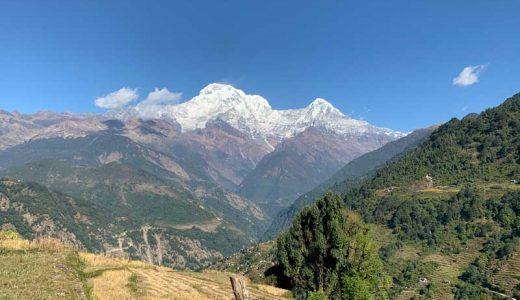 【ネパール】子連れでアナプルナトレッキング:14日間の体験記まとめ