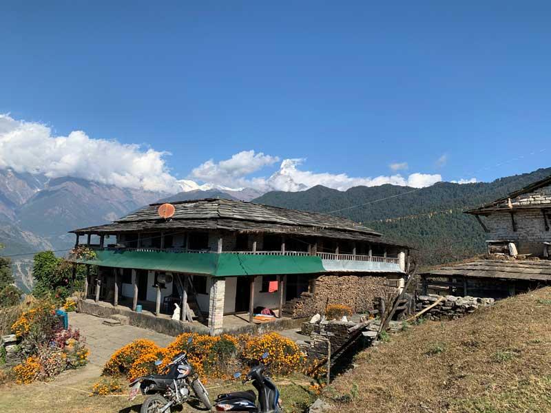 ネパール子連れでアナプルナベースキャンプトレッキング
