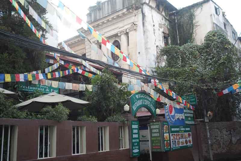 ネパールの清潔で綺麗でオススメホテル!オアシス・カトマンズ