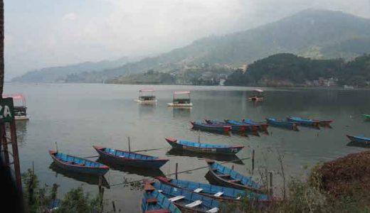 ネパールのポカラは自然に囲まれてのんびりできる最高の街